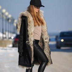 Куртка парка мужская женская — Ателье по коже Чебоксары