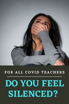 Teachers everywhere have been silenced. They are told Their opinions don't matter, or decisions are being made without us. Maybe you don't have a union and so you feel like you have no voice. This is not the case, but it is what the system would have you believe. #Iteachtoo #covidteaching #pandemicteaching #aslteacher #civicsteacher #Teachertribe #Iwillnotbesilent #speakforthosewhocant #education