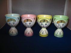 vintage egg cups $39.99