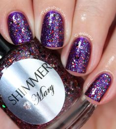 Shimmer Polish- Mary