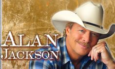 One of the hottest tickets on the 2012 country music tour, Alan Jackson.
