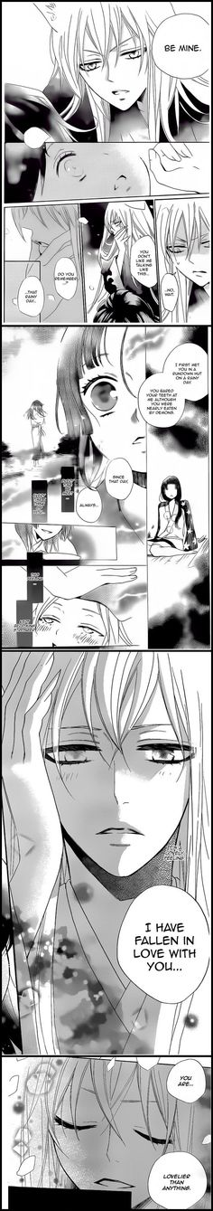 Kamisama Hajimemashita~ Tomoe's Confession...KYAAAAAAA!!!!! | Well of course I love you Timor <3