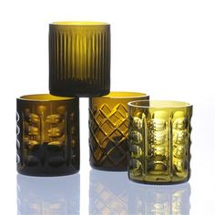 Fyshan Bardak 4X Candles, Candy, Candle Sticks, Candle
