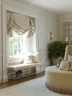 We have thousands of pictures in our vault that have been collected over  the past couple years.  We have been organizing the images into albums so  that we can offer you some weekly inspiration.  Here are some Stylish  Window Seat Ideas.  Check out our Interior Design Picture Galleries for  more inspiring images.
