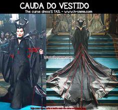 H-SAMA blog: FIGURINO: Maleficent (2014) - COMO FAZER? cosplay Maleficent, o Filme