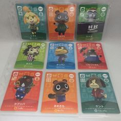Animal Crossing amiibo card Vol.1 ALL 100 complete set New first series JAPAN #Nintendo