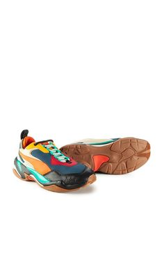 sale retailer 4e851 bb8cd PUMA x ANR Thunder Blue Wing Teal Pebble