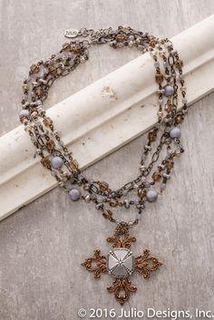 Manatee #juliodesigns #handmadejewelry #vintage