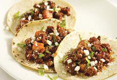 Picadillo Tacos - Rick Bayless