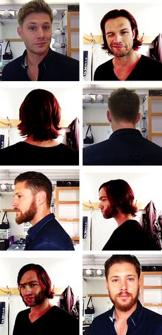GIFset. That last one of Jared haha... why is it so strangely attractive?! World's sexiest neanderthal haha... http://missmegrose.tumblr.com/post/56209943316/x-x