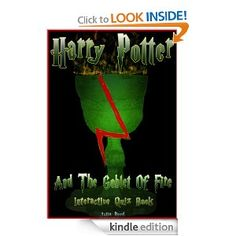 Free for Kindle at the moment 5/31/13.  Harry Potter and the Goblet of Fire: The Interactive Quiz Book (The Harry Potter Series.): Julia Reed: Amazon.com: Kindle Store
