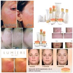 Lumiere the vie is the best cream for clean your face
