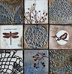 Dotti Potts Pottery-Pottery, fashion jewellery, earrings and rings | WALL ART