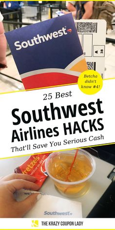 Saving Tips, Saving Money, Southwest Airlines, Cheap Flights, Cheap Travel, Save Yourself, Budgeting, Hacks, Low Fare Flights