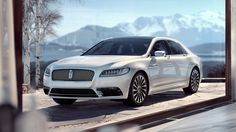 Lincoln Continental (2017) - Custom size generator