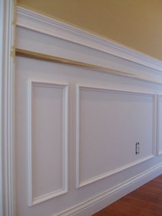 Diy Wainscoting Simple And Inexpensive With Resources For Lots Of Diffe Styles