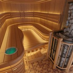 Do you want to create fabulous home sauna design ideas as your home design ideas? Creating a fabulous home sauna sounds great. In addition to making aesthetics in your home, a home sauna is very suitable for you to choose… Continue Reading → Sauna Design, Sauna Steam Room, Next At Home, Modern Design, House Design, Interior Design, Architecture, Building, Design Ideas