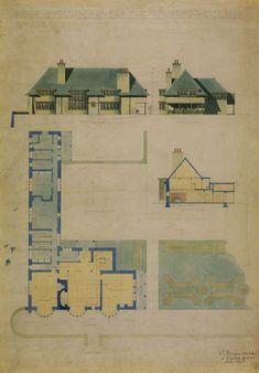 Plan of Broad Leys