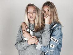 twins, lisaandlena, and lisa and lena Bild