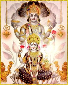 Lord Vishnu is one of the principal deities forming the Hindu trinity & also the Supreme Being in Vaishnavism. Here is a collection of Lord Vishnu Images. Krishna Radha, Hare Krishna, Indian Gods, Indian Art, Lord Vishnu Wallpapers, Goddess Lakshmi, Divine Goddess, Hindu Deities, Krishna Images
