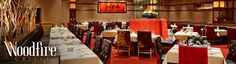 Woodfire Grille- Kansas Star Casino  Great for date nights!