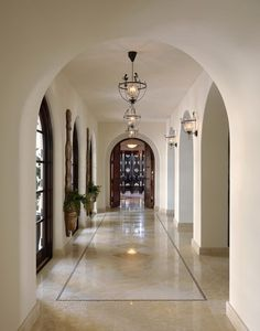 Step into a Magical Place: Alvarez by B. Pila Designs, Miami, Florida - Home decor and design Spanish Colonial Decor, Spanish Style Homes, Commercial Interior Design, Interior Design Companies, Floor Design, House Design, Painted Concrete Floors, Artwork For Home, Classic House
