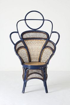 Handwoven Odette Chair