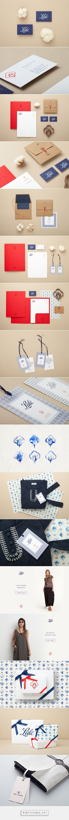 Lale on Behance - created via http://pinthemall.net