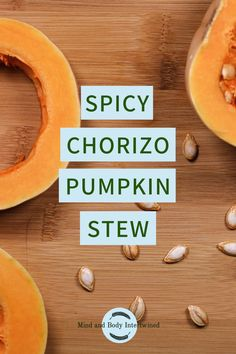 Nothing says fall like this spicy, heart-warming chorizo pumpkin stew. The warm, inviting flavours, combined with some realy bite makes for the perfect recipe to share with family and friends when the weather is turning cold. #fallrecipe #winterrecipe #winterfood #recipe #healthyrecipe #pumpkin