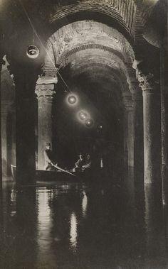 Yerebatan Sarnıcı Aşil Samancı / Apollon Stüdyosu Fotoğrafı