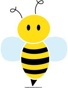 cute bee clipart clipart panda free clipart images art rh pinterest com cute bumblebee clipart cute bee clipart black and white