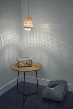 ANNY& - Small wicked light by esmé - comes with 3 different caps (which give lovely shadows) Lamp Light, Lights, The Originals, Shadows, Modern, Table, Wicked, Inspiration, Furniture