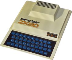 The Sinclair ZX80 is a home computer brought to market in 1980 by Science of Cambridge Ltd.  It is notable for being the first computer available in the UK for less than a hundred pounds. It was available in kit form for £79.95, where purchasers had to assemble and solder it together, and as a ready-built version at £99.95.