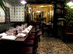 a and m le bistrot | Le Bistrot Paul Bert: Traditional French Cuisine in Paris. | 20 Little ...