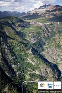Julie Dremière @ju_drem #TDF2015 - Tomorrow is the Alpe d'Huez and its 21 bends! Can't wait! @alpedhuezfrance pic.twitter.com/AFqRvkGFLu