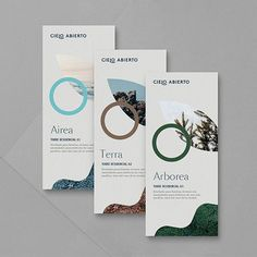 Brand Identity and visual language for a master plan development located in northern Monterrey 🌲🗻 Graphic Design Brochure, Corporate Brochure Design, Brochure Layout, Graphic Design Posters, Branding Design, Identity Branding, Brochure Template, Visual Identity, Packaging Design