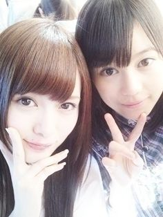 乃木坂46 (nogizaka46)  Shiraishi Mai (白石 麻衣)  Ikuta Erika (生田 絵梨花)