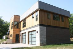 Modern Marvel - modern - spaces - indianapolis - STEVE GRAY RENOVATIONS INC