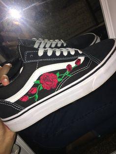 vans rosas con plataforma