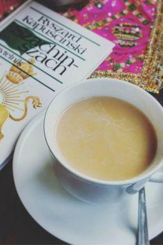 "Masala chai & ""Shah of shahs"", Ryszard Kapuściński"