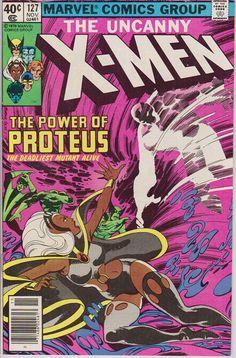Uncanny X-Men #127 (1963 1st Series) November 1979 Marvel Comics Grade F/VF