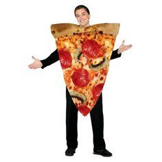 Pizza Slice Adult Costume #halloween #costume
