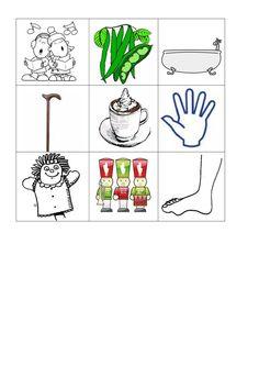 Lottó b-d 2./I. képek Teaching, School, Learning, Education, Teaching Manners