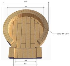 Clay Pizza Oven, Build A Pizza Oven, Bread Oven, Pizza Oven Outdoor, Pizza Oven Fireplace, Outdoor Cooking Area, Four A Pizza, Wood Oven, Bakery Design