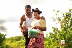 …and the love of a river's woman for 'isamm' (periwinkle) #Stella&Mike #Prewedding #Picturebankng #Picturebankpreweddings #Picturebankweddings