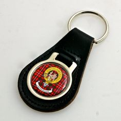 Clan Crest Leather K