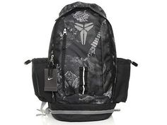 0c6087d1c8ae2d Nike Kobe Mamba Backpack (ba5088-011) Grey/black Kobe Mamba, Backpack