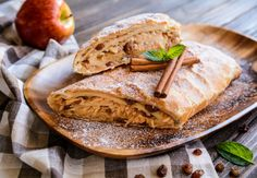 Pojďte s námi zdravě jíst a být fit! Cookies Et Biscuits, Nutella, French Toast, Bread, Baking, Breakfast, Ethnic Recipes, Sweet, Food