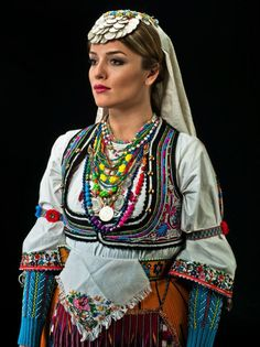 Serbia is one of Europe's most culturally diverse countries with incredibly rich Cultural Inheritance. The borders between large empires ran through the territory of today's Serbia for long periods in history: between. Ukraine, Serbian, Folk Costume, Ethnic Fashion, Historical Clothing, World Cultures, Traditional Dresses, Macedonia, Albania