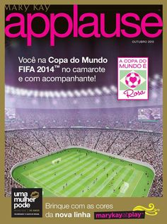 #ClippedOnIssuu from Applause outubro 2013